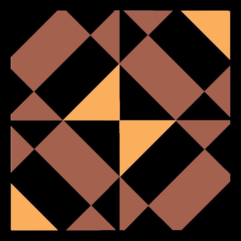 Diseño original previa aplicación a azulejo personalizado